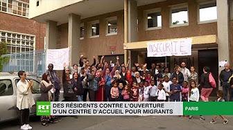 Centre d'accueil pour clandestins : des habitants du 18e ardt font reculer le Préfet de région