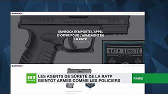 Les agents de la RATP bientôt armés comme les policiers
