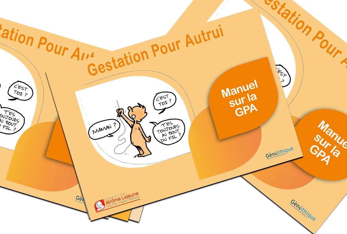 La fondation Jérôme Lejeune publie son nouveau manuel sur la GPA