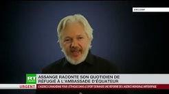 Wikileaks fait sortir « des innocents de prison » : la dernière vidéo de Julian Assange (EXCLUSIF)
