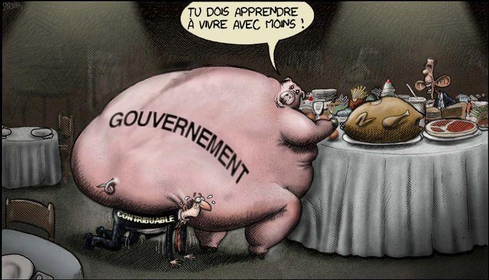 Les fabuleuses économies du gouvernement Philippe