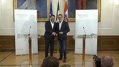 Immigration : L'Autriche et l'Italie mettent la pression sur l'Union européenne