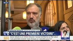 """Saisie réduite à un million d'euros : l'avocat du RN salue """"une première victoire"""""""