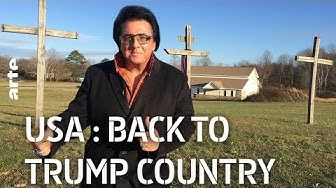 USA : Back to Trump country