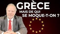 Sortie de crise en Grèce ?! Mais de qui se moque-t-on ?
