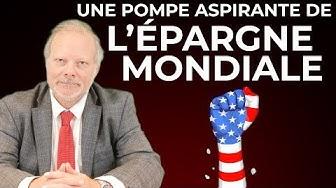 Philippe Béchade : L'Amérique, une pompe aspirante de l'épargne mondiale