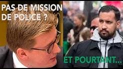 """""""Pas de mission de police"""" pour Benalla jure l'Élysée. Et pourtant…"""