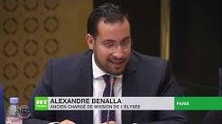 Contradictions au sujet du port d'arme entre Alexandre Benalla et Yann Drouet
