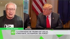 André Bercoff : « La stratégie de Trump est celle constante, du rapport de force »