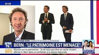 """Mission sur le patrimoine : Stéphane Bern """"tire le signal d'alarme"""""""