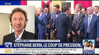 """Mission sur le patrimoine : """"Je me demande si on ne s'est pas moqué de moi"""" s'interroge Stéphane Bern"""