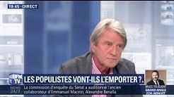 """Immigrés : """"Nous ne prenons pas notre part"""" estime Bernard Kouchner"""