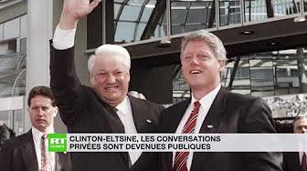 Clinton-Elstine, les conversations privées devenues publiques
