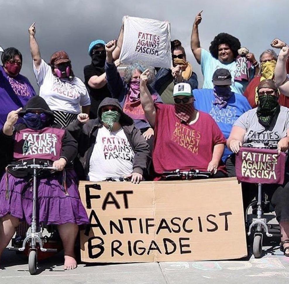 Ça se confirme, l'antifascisme est une maladie mentale