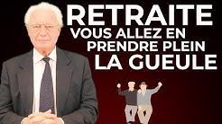 """Charles Gave aux retraités : """"Vous allez en prendre plein la gueule"""""""