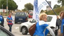 Ille-et-Vilaine : les salariés d'un supermarché se mobilisent contre l'ouverture le dimanche