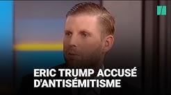 """""""Fear"""" : Le fils de Trump accusé d'antisémitisme après sa sortie sur Bob Woodward"""