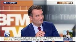 Florian Philippot : « Je crois qu'il y a panique à bord à l'Élysée »