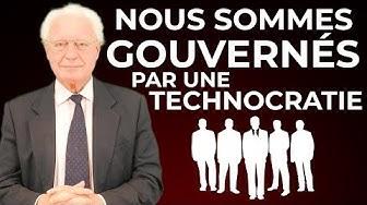"""Charles Gave : """"Nous sommes gouvernés par une technocratie"""""""