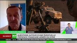 Des forces spéciales françaises déployées en Syrie ?