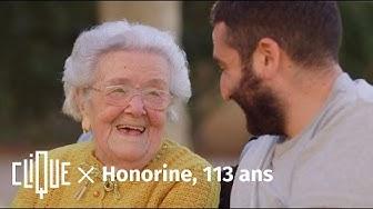Rencontre avec Honorine, 113 ans
