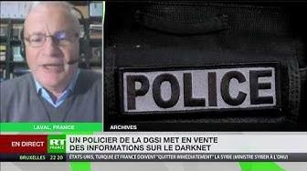 Informations vendues sur le darknet : « Une problématique constante des services de renseignements »