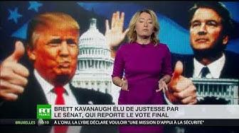 Juge Kavanaugh : le FBI enquête avant une possible nomination à la Cour suprême