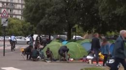 Nantes : ville à clandestins