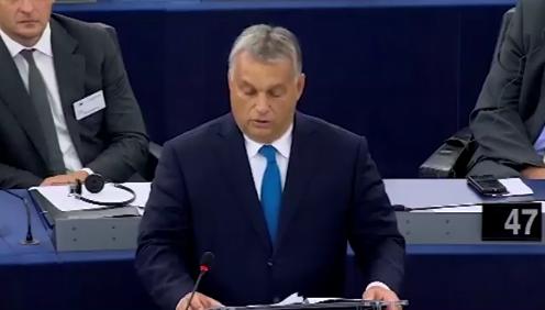 Le chef de file de la pseudo-droite européenne somme Orban de stopper ses hostilités anti-Bruxelles