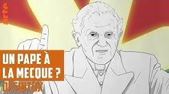 Non, Benoît XVI n'a pas fait de pèlerinage à La Mecque