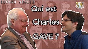 Qui est Charles Gave ? Retour sur la jeunesse de l'homme d'affaires