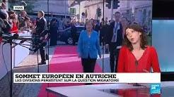 """La militante immigrationniste Shoshana Fine à propos du sommet de Salzbourg : """"Il faut arrêter d""""adopter le discours d'extrême droite"""""""