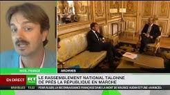 Élections européennes : un sondage donne le RN et LREM au coude à coude