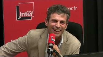 Frédéric Taddeï sur France Inter pour parler de Russia Today et de la liberté d'expression en France