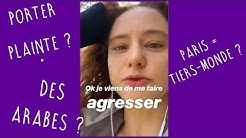 """La vlogueuse Tatiana Ventôse : """"Oui, j'ai été agressé par des Arabes"""""""