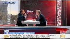 """Sébastien Chenu (RN) : """"J'espère que Thierry Mariani (LR) va nous rejoindre"""""""