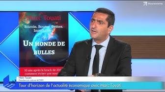 """Marc Touati : """"Lors de la prochaine crise, ce sont les épargnants qui trinqueront !"""