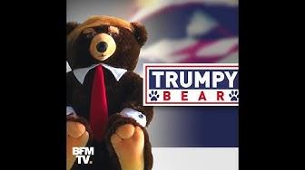 Cette publicité pour une peluche à l'effigie de Donald Trump vaut vraiment le détour (VIDÉO)