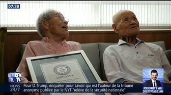 Fidélité jusqu'à la mort : le plus vieux couple au monde est marié depuis 81 ans