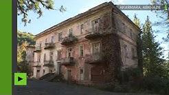 Abkhazie : les images spectaculaires d'une ville abandonnée après le conflit avec la Géorgie