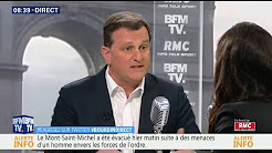 Louis Aliot : « Je crains que Macron finisse par couler avec Merkel »
