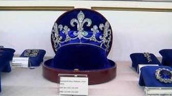 Des bijoux de Marie-Antoinette aux enchères !