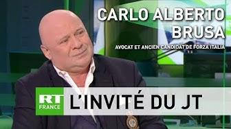 Rencontre Le Pen – Salvini : « Le point d'ancrage, c'est le rejet de l'Europe »