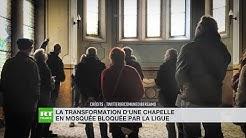 Italie : la transformation d'une chapelle en mosquée bloquée par la Ligue