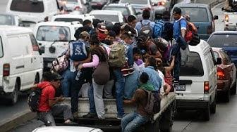 Invasion immigrée : Trump menace de fermer la frontière avec le Mexique