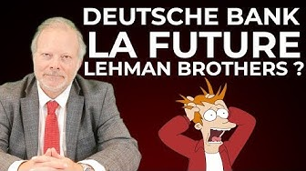Philippe Béchade : La Deutsche Bank, la future Lehman Brothers ?