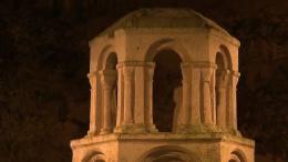 Une église souterraine en Charente