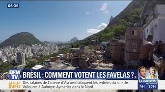Présidentielle au Brésil : les favelas séduites par Jair Bolsonaro