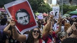 Brésil : Jair Bolsonaro rend plus hystériques que jamais les féminazies