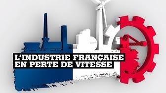 L'industrie française détruit de nouveau des emplois